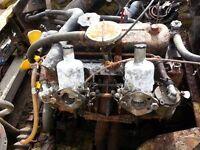 MG Midget 1275 Engine £650 or £1050 engine, box, ancillaries