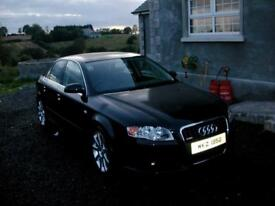 Audi A4 2.0Tdi -b7 05-08 breaking for parts.