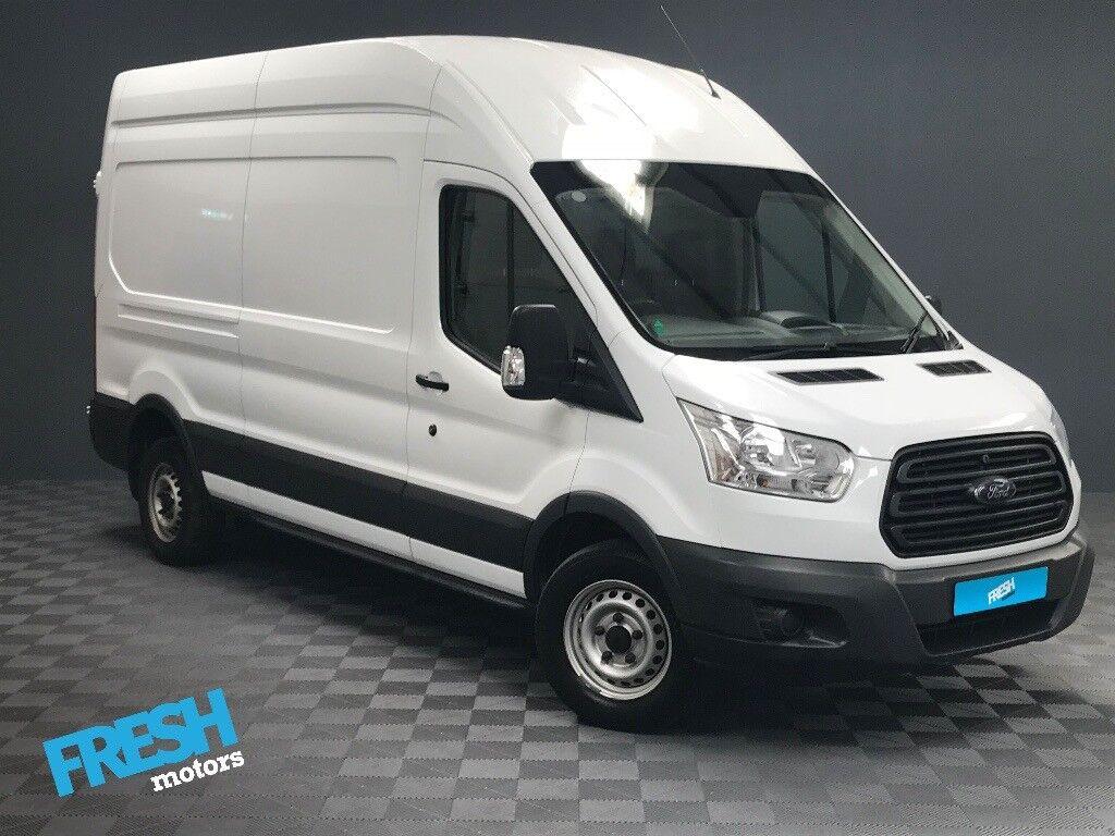 Ford Transit 350 2 0 L3h3 2017 April 2020 Ford Warranty In