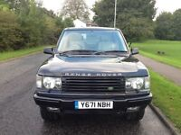 RANGE ROVER VOGUE 4.6 AUTO LPG GAS CONVERSION WITH CERTIFICATE,HPI CLEAR,9 MONTHS MOT,2 KEYS,3 OWNER