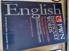 polish-english translation chritian douglas DPSI exam uni glasgow