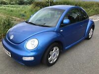 VW BEETLE - Lovely Condition, Timing Belt and Water Pump and EGR Valve Just Done, MOTd, Lovely Drive