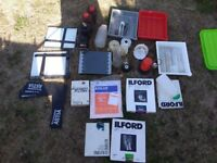 Photography developer set