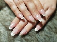 50% discount on your first refill!!! Sculptured Hard gel NAIL (strong as acrylic)