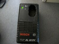 Bosch AL 60DV Multi-voltage Battery Charger