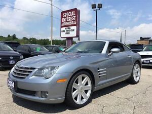 2004 Chrysler Crossfire LIMITED !!! CLEAN CAR-PROOF !! NO ACCIDE