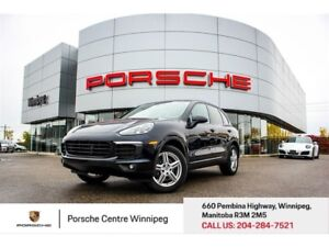 2018 Porsche Cayenne Certified Pre-Owned With Warranty Available