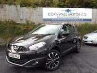 NISSAN QASHQAI 1.5 N-TEC DCI 5d 110 BHP NEW MOT AND SERVICE (black) 2011