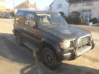 Mitsubishi Pajero SWB 2.5 4x4 turbo diesel intercooler off roader