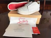 Christian Louboutin Various Designs Colours & Sizes Brand New Trainers Men's Shoes
