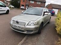 Toyota avensis t35 2004