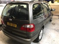 2001 FORD GALAXY AUTO low mileage full leather seats