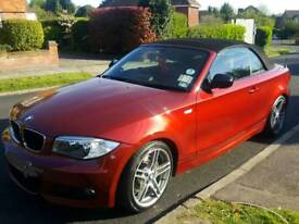 BMW M SPORT 123 Special Edition CONVERTIBLE very low mileage