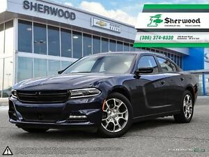 2016 Dodge Charger SXT Plus AWD Leather/Roof/NAV!!