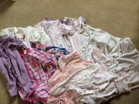Newborn baby clothes bundle