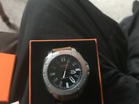 Brand new boxed genuine Hugo boss watch with tags £85