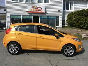 2011 Ford Fiesta SES Bluetooth, AC and cruise
