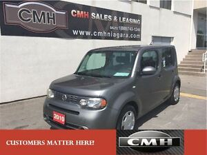2010 Nissan cube S BLUETOOTH *CERTIFIED*
