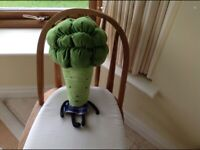 Genuine IKEA Stuffed Broccoli Toy