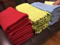 10 Fleece Blankets for Sale