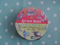 Roald Dahl Audio books on CD