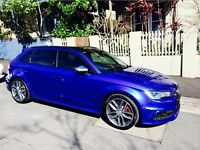 2015 Audi s3,Audi,s3,black edition,A3,
