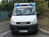 Iveco van for sale ( used to be a tesco Van )