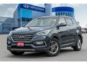 2018 Hyundai Santa Fe Sport 2.4 SE, BACK UP CAM, PANO ROOF, HEAT