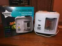 Tommee tippy blender and steamer