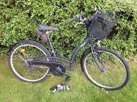 Decathlon city bike