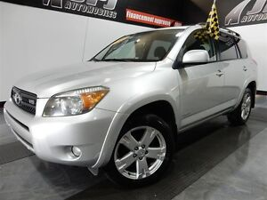 2007 Toyota RAV4 Sport V6-AWD-MAGS-FOGS-A/C-EXCELLENTE CONDITION