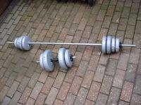 York weights barbells