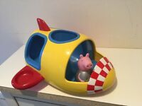 Peppa Pig weebles rocket