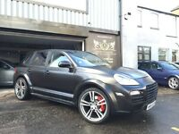 Porsche Cayenne 4.5 Turbo Tiptronic S AWD 5dr 2010 TECHART MAGNUM WIDE ARCH