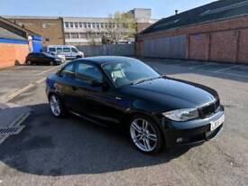 BMW 123d M Sport Coupe