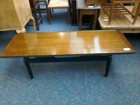 Retro coffee table # 32516 £30