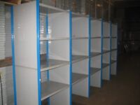 job lot DEXION impex 600mm deep 1000 bays AS NEW!!!( storage , shelving , pallet racking )