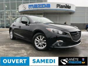 2015 MAZDA 3 SPORT GS MAGS CRUISE TOIT BLUETOOTH