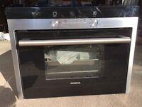 Siemens Compact45 Steam Oven