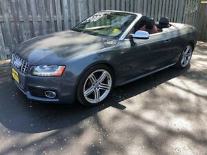 2011 Audi S5 Premium, Auto, Navigation, Leather, AWD