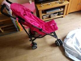 Mother care stroller buggy