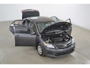 2013 Toyota Corolla CE Bluetooth*Sieges Chauffants*Climatiseur*