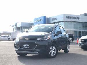 2017 Chevrolet Trax LT LT, AWD, REAR VIEW CAM, NO ACCIDENT, L...