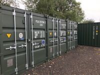 Container storage to rent - Multiple locations near Maldon, Essex