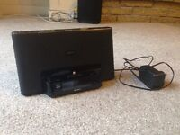 SONY DAB/DAB+ Radio Speaker Dock for iPod/iPhone