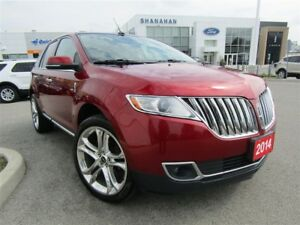 2014 Lincoln MKX Reserve | $207.55 Bi-Weekly w/$0 DOWN