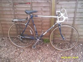 RALEIGH MERCURY RACER ONE OF MANY QUALITY BICYCLES FOR SALE