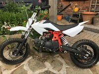 Pit bike 125cc pitbike
