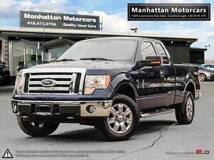 2009 FORD F150 4X4 XLT EXTENDED CAB - RUNNING BOARDS|138,000KM