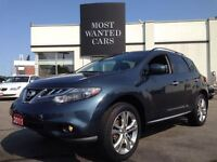 2011 Nissan Murano LE | NAVIGATION | LEATHER | NO ACCIDENTS
